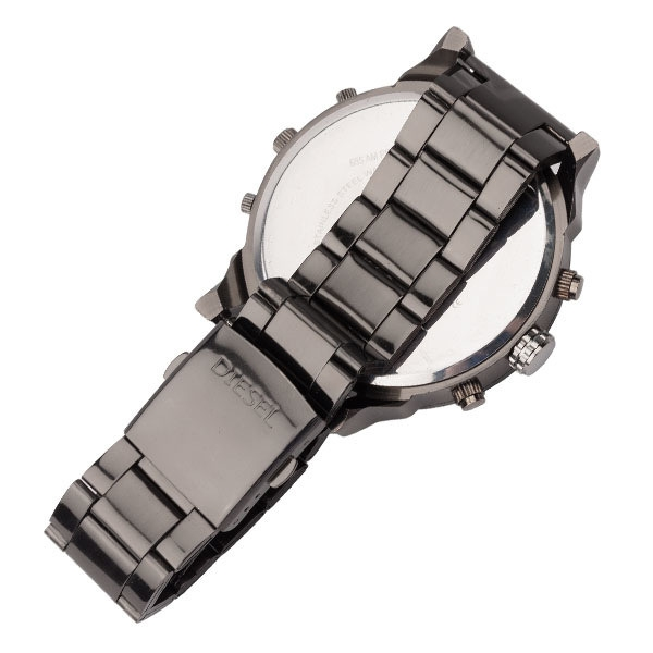 Часы diesel brave металл купить