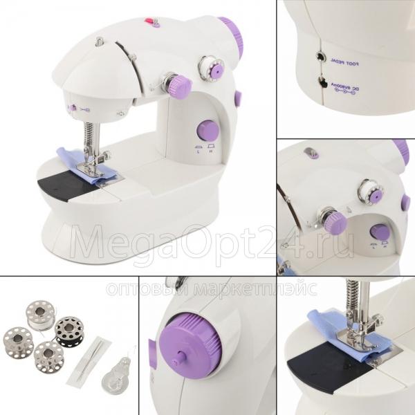 Портативная швейная машинка SM-202