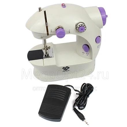 ПОРТАТИВНАЯ ШВЕЙНАЯ МАШИНКА Sewing Machine ОПТОМ