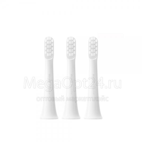 Комплект сменных насадок для электрической зубной щётки T100