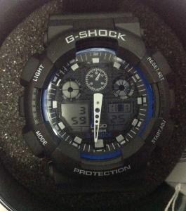 Часы Casio G-shock GA-100