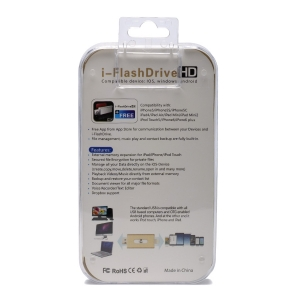 Универсальная карта I-FLASHDRIVE HD 32GB