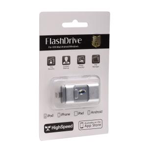 Универсальная карта Flash Disk для ПК и смартфонов 64GB