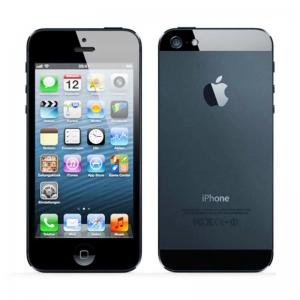 Смартфон Apple iPhone 5 Black 16Gb (ref)