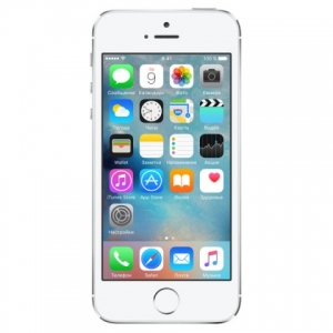 Смартфон Apple iPhone 5s Silver 16Gb (ref)