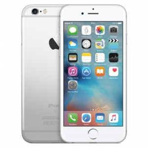 Смартфон Apple iPhone 6 Silver 64Gb (ref)
