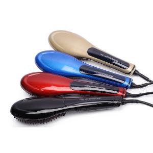 Расческа выпрямитель Fast Hair HQT-906
