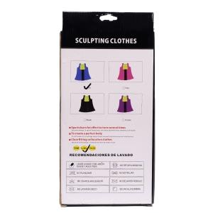 Утягивающий корсет Sculpting Clothes с лямками оптом