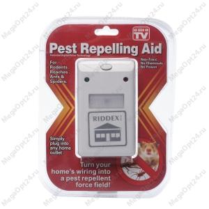 Отпугиватель тараканов, грызунов и насекомых RIDDEX Pest Repelling Aid оптом