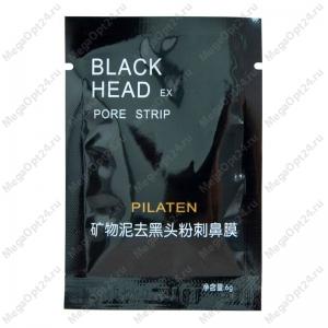 Черная маска-пленка от прыщей и черных точек Black Mask оптом