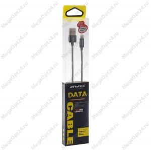 Usb – micro usb кабель Awei CL-300 оптом
