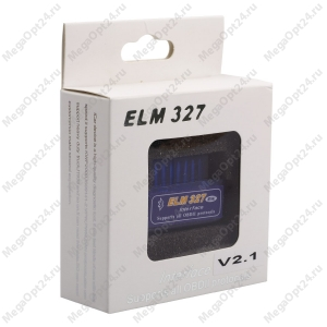 Диагностический адаптер ELM327 Bluetooth Mini