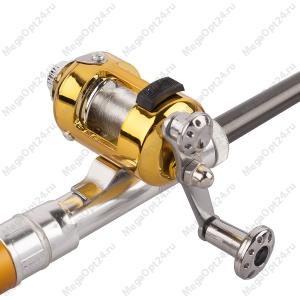 Мини-удочка в форме ручки Fishing rod in per case