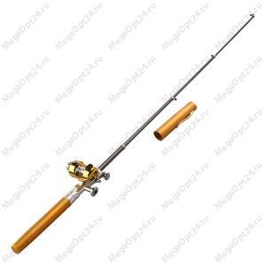 Мини-удочка в форме ручки Fishing rod in per case оптом