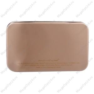 Набор кистей для макияжа Naked3 12 шт в металлическом футляре оптом