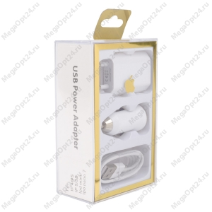 Зарядный комплект устройств USB Power Adapter оптом