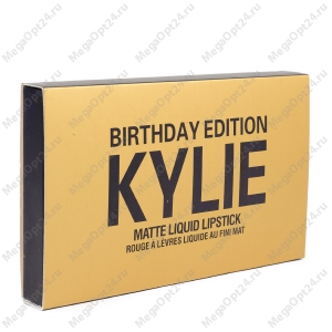 Набор помад Kylie Birthday Edition оптом