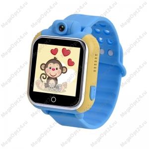 Детские умные часы Smart Baby Watch Q75 (GW1000, G75)