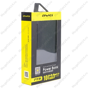Power Bank AWEI P99K 10000 Mah оптом