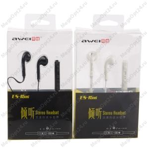 Bluetooth наушники Awei ES-15hi оптом
