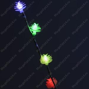 Светодиодное дерево разноцветное оптом