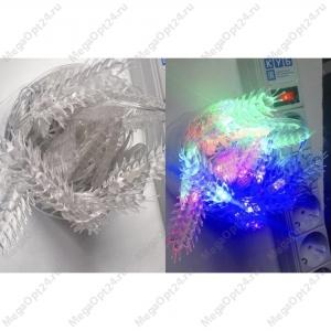 Светодиодная гирлянда 40 ламп 5 м фигурная