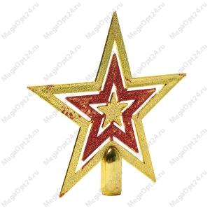Новогодняя звезда Christmas decorations оптом