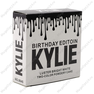 Пудра Kylie birthday edition luster bright оптом