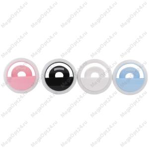 Световое кольцо для селфи с аккумулятором