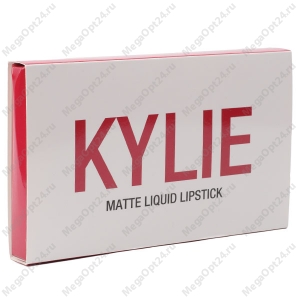 Набор помад Kylie matte liquid lipstick 6 в 1