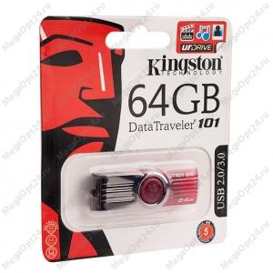 Флеш-накопитель Kingston 64 Gb оптом