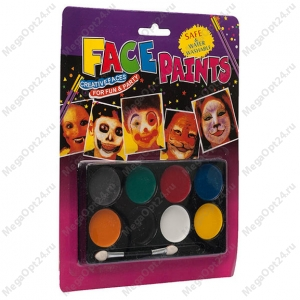 Краски для тела Face Paints