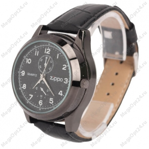 Наручные часы-зажигалка 2 в 1 Zippo