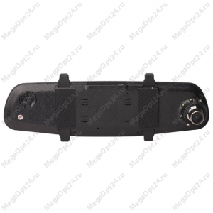 Зеркало заднего вида с видеорегистратором Vehicle Blackbox DVR