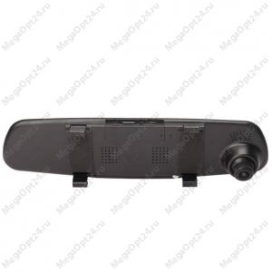 Зеркало-видеорегистратор с камерой заднего вид Vehicle Blackbox DVR 1080