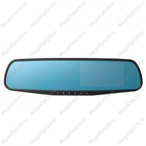Зеркало заднего вида с видеорегистратором Vehicle Blackbox DVR 1080