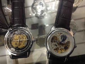 Часы-скелетоны Rolex