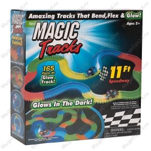 Игровой гоночный трек Magic Tracks 165