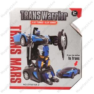 Робот-машина Trans Warrior оптом