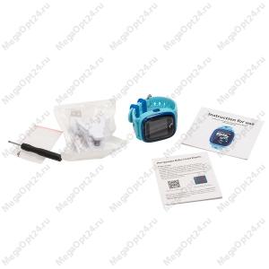 Умные детские часы Baby Smart Watch W9