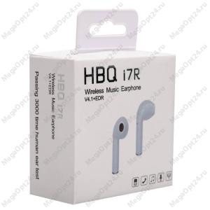 Беспроводной Bluetooth наушник HBQ i7 R ( 1 шт )