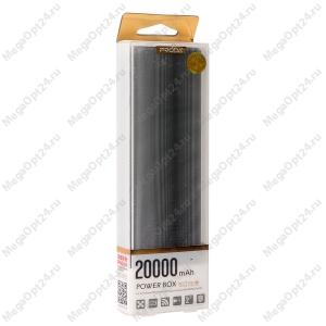 Внешний аккумулятор Proda 20000 mAh