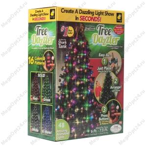 Гирлянда Tree Dazzler 48 ламп на новогоднюю елку