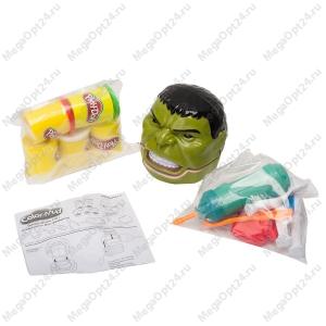 Игровой набор Мистер Зубастик Hulk Play Doh