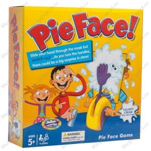Настольная игра Пирог в лицо Pie Face