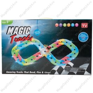 Трасса Magic Tracks 220 см of glow tracks