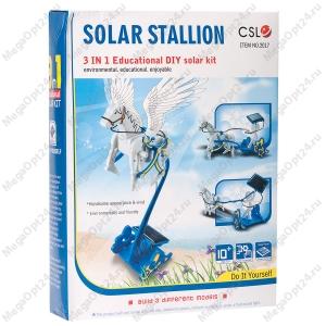 Конструктор на солнечных батареях 3 в 1 Колесница