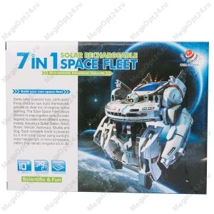 Конструктор на солнечных батареях Space Fleet
