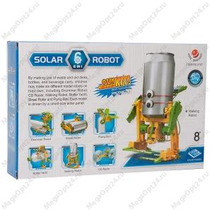 Конструктор на солнечных батареях Solar Robot