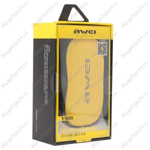 Мини портативная колонка AWEI wireless speaker